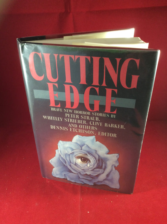 Dennis Etchison Ed Cutting Edge Doubleday Co 1986 First