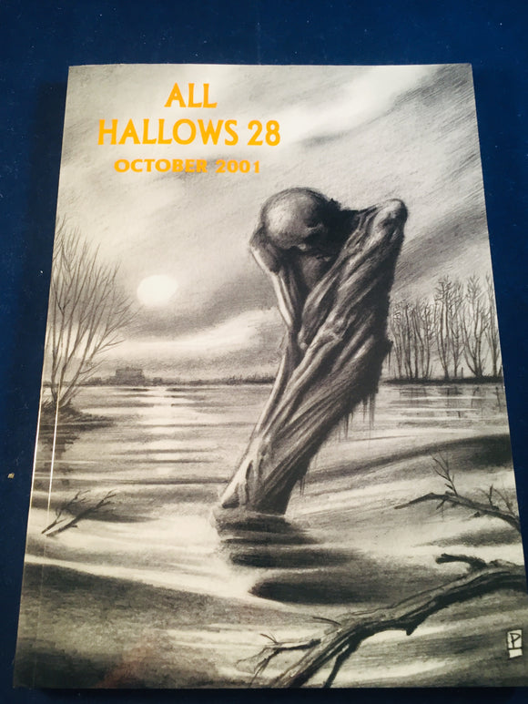 All Hallows 28 - Oct 2001, The Journal of the Ghost Story Society, Barbara Roden & Christopher Roden, Ash-Tree Press