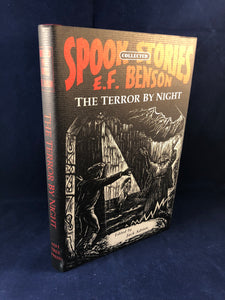 E. F. Benson - The Terror by Night, Spook Stories, Ash-Tree, 1998, Limited, Jack Adrian