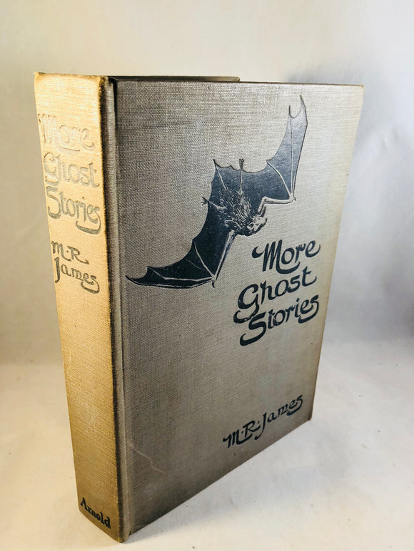 M. R. James - More Ghost Stories, Edward Arnold 1911, 1st Edition