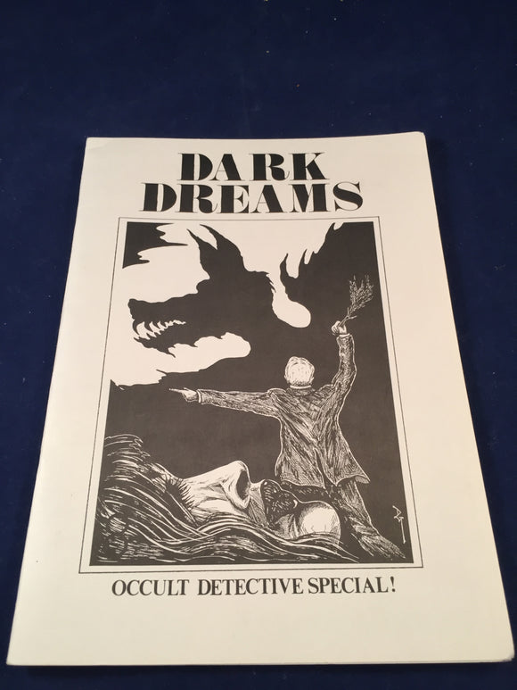 Dark Dreams - Occult Detective Special!, Mark Valentine, David Cowperthwaite and Jeffrey Dempsey 1990
