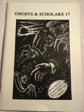 Ghosts & Scholars  - Haunted Library, Rosemary Pardoe 1994, Issue 17
