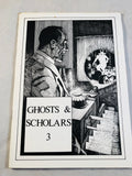 Ghosts & Scholars - Haunted Library, Rosemary Pardoe 1981, Issue 3
