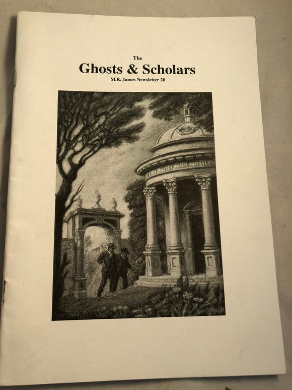 The Ghosts & Scholars - M. R. James Newsletter, Haunted Library Publications, Issue 20 (October 2011)