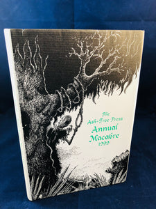 The Ash-Tree Press Annual Macabre 1999, Limited to 500 Copies
