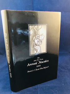 The Ash-Tree Press Annual Macabre 2005 - Haven't I Read This Before?, Limited to 400 Copies