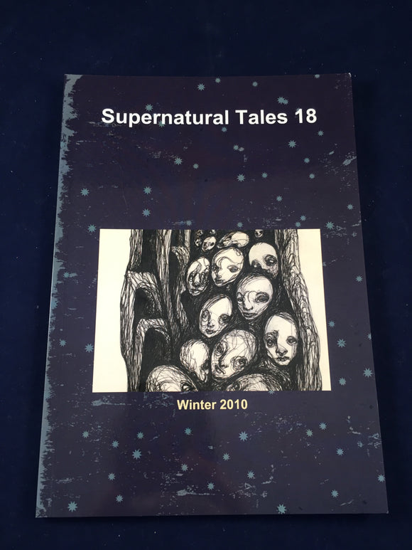 Supernatural Tales 18, Winter 2010 - David Longhorn