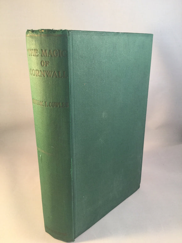 Frederick Cowles - The Magic of Cornwall, Heath Granton 1934, 1st Edition
