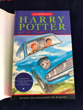 J.K. Rowling - Harry Potter Gift Set (Includes: the Philosopher's Stone and the Chamber of Secrets, Bloomsbury 1997 & 1998, First Edition's in Slip Case