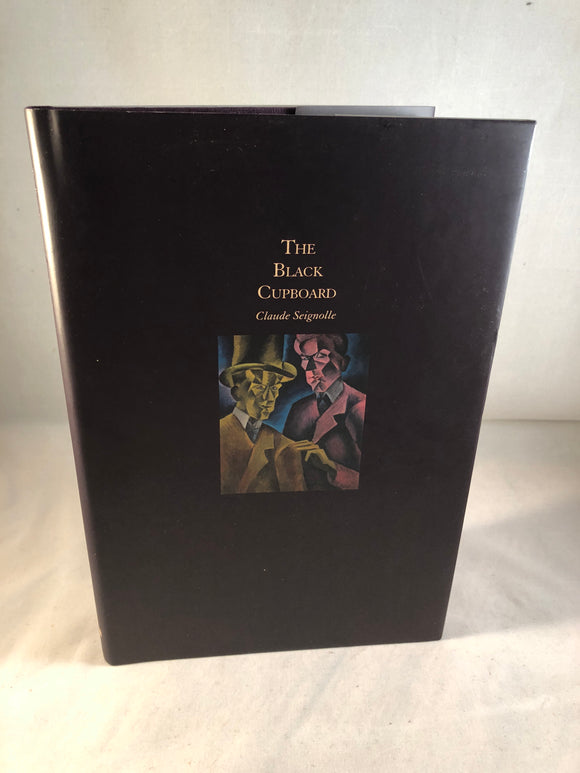Claude Seignolle - The Black Cupboard, Ex Occidente Press 2010, Limited Print 30/100