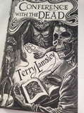 Terry Lamsley - Conference with the Dead, Ash-Tree, 1996, 1st, Limited, Inscribed