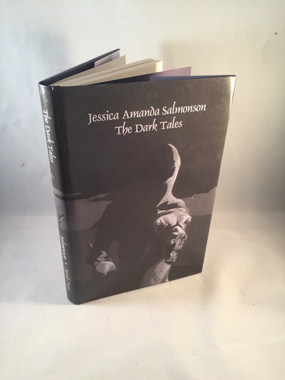 Jessica Amanda Salmonson - The Dark Tales, Sarob Press 2002, Limited Edition
