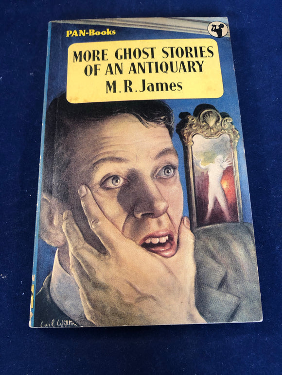 M. R. James - More Ghost Stories Of Antiquary, Pan-Books, 1955, First paperback edition