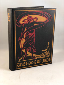 David Park Barnitz - The Book of Jade, Durtro Press 1998, Limited Edition No. 37
