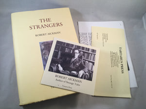 Robert Aickman - The Strangers, Tartarus Press 2015, 1st Edition with CD