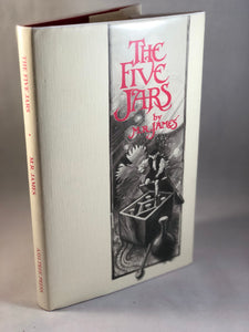 M. R. James - The Five Jars, Ash Tree Press 1995, Limited Edition, Number 76