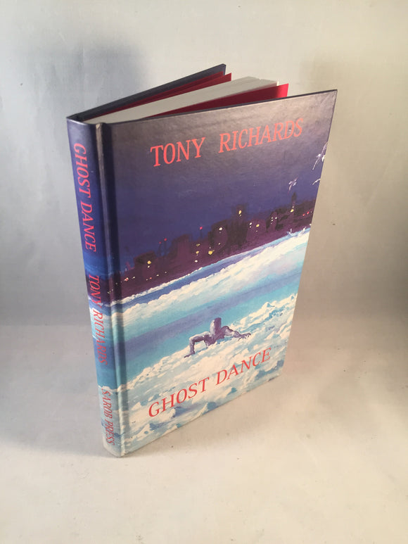Tony Richards - Ghost Dance, Sarob Press 2005, Limited