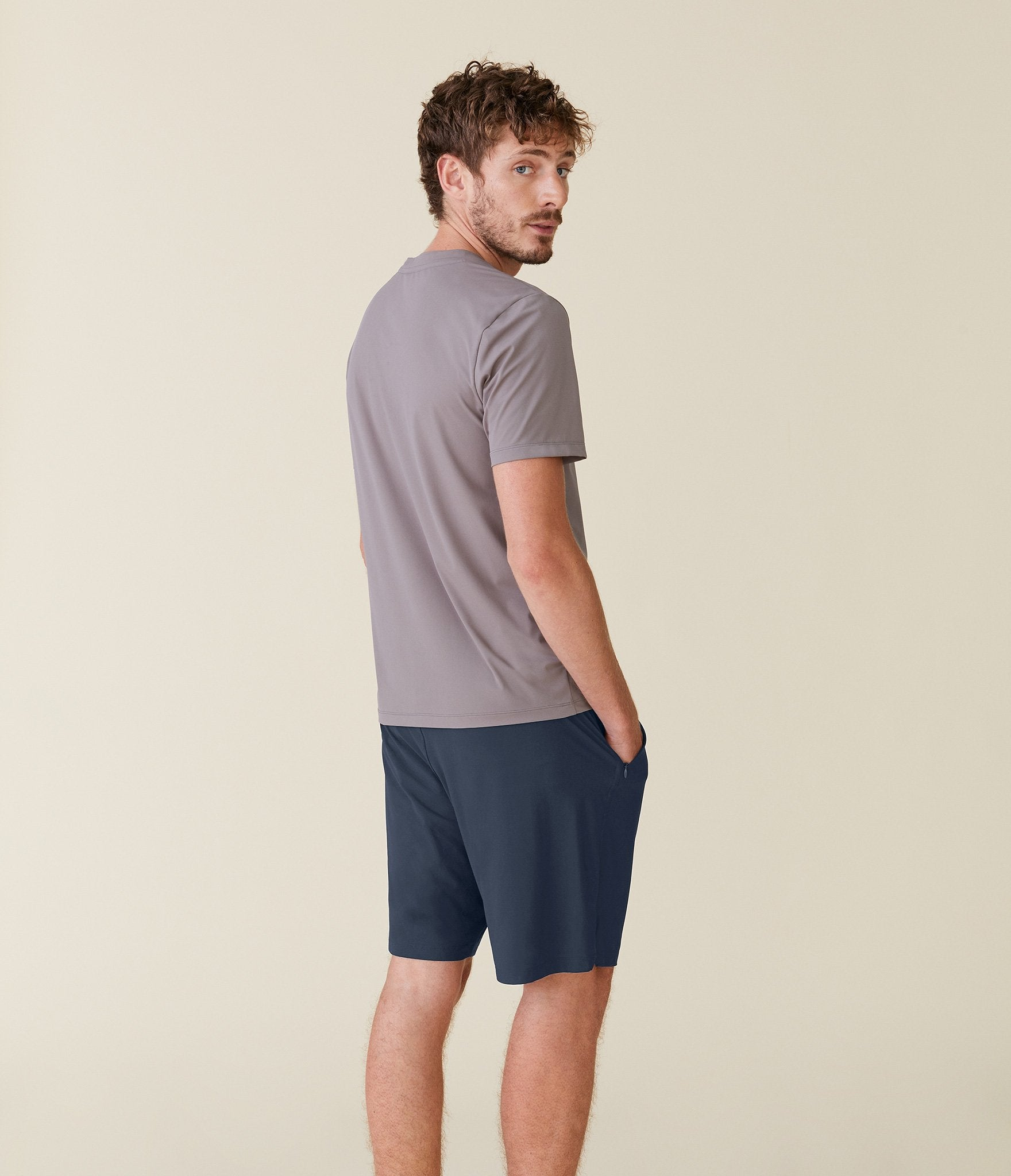 Soft shorts with inner pants. Composition: 71% polyamide, 29% elastane. Also available in Black. Tryst Stockholm is a Scandinavian clothing brand for an active urban lifestyle. Tryst means any meeting of special significance, whether public, personal or private, including those all-important meetings with oneself.