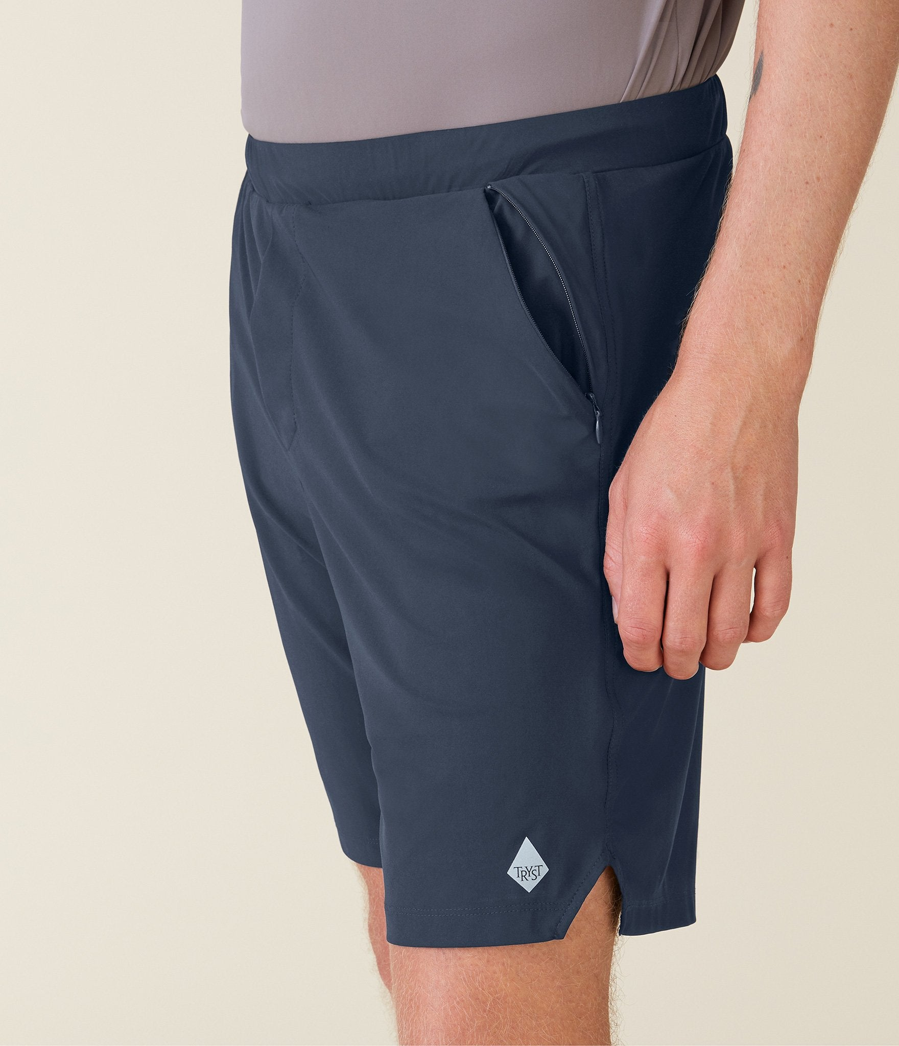 Cape Town shorts </br>Grey