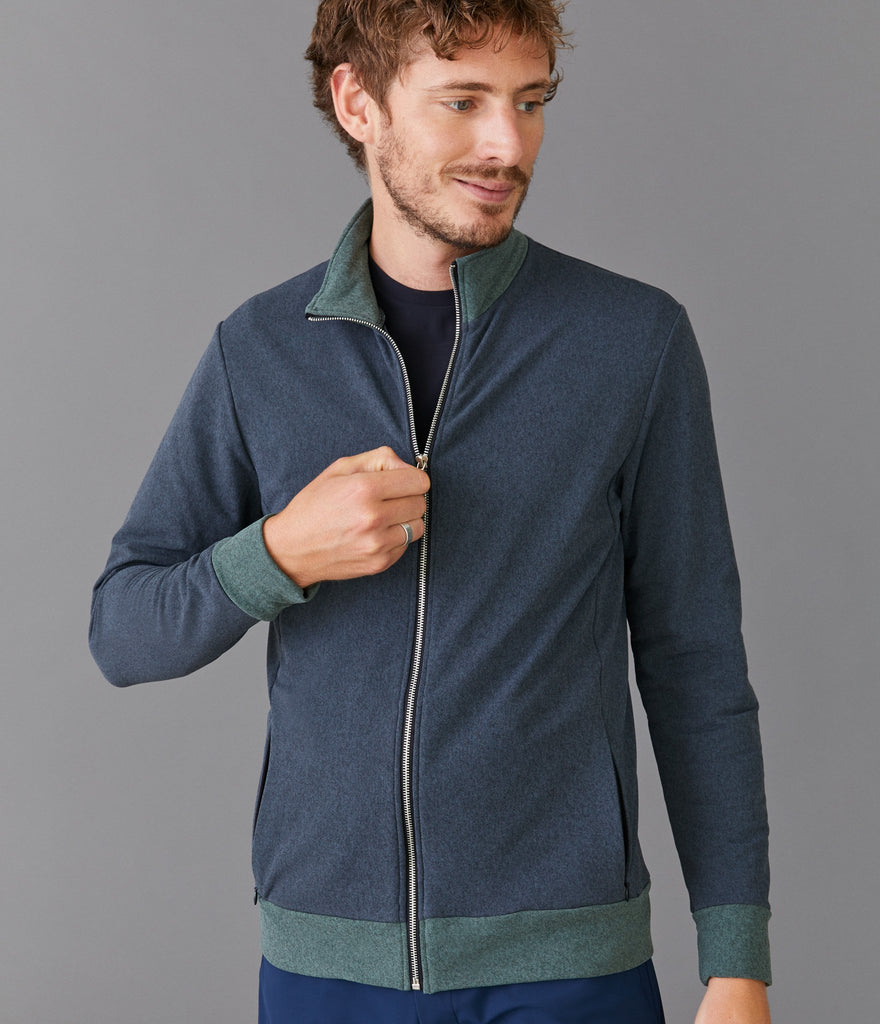 Madrid zip jacket</br>Tuono/camouflage