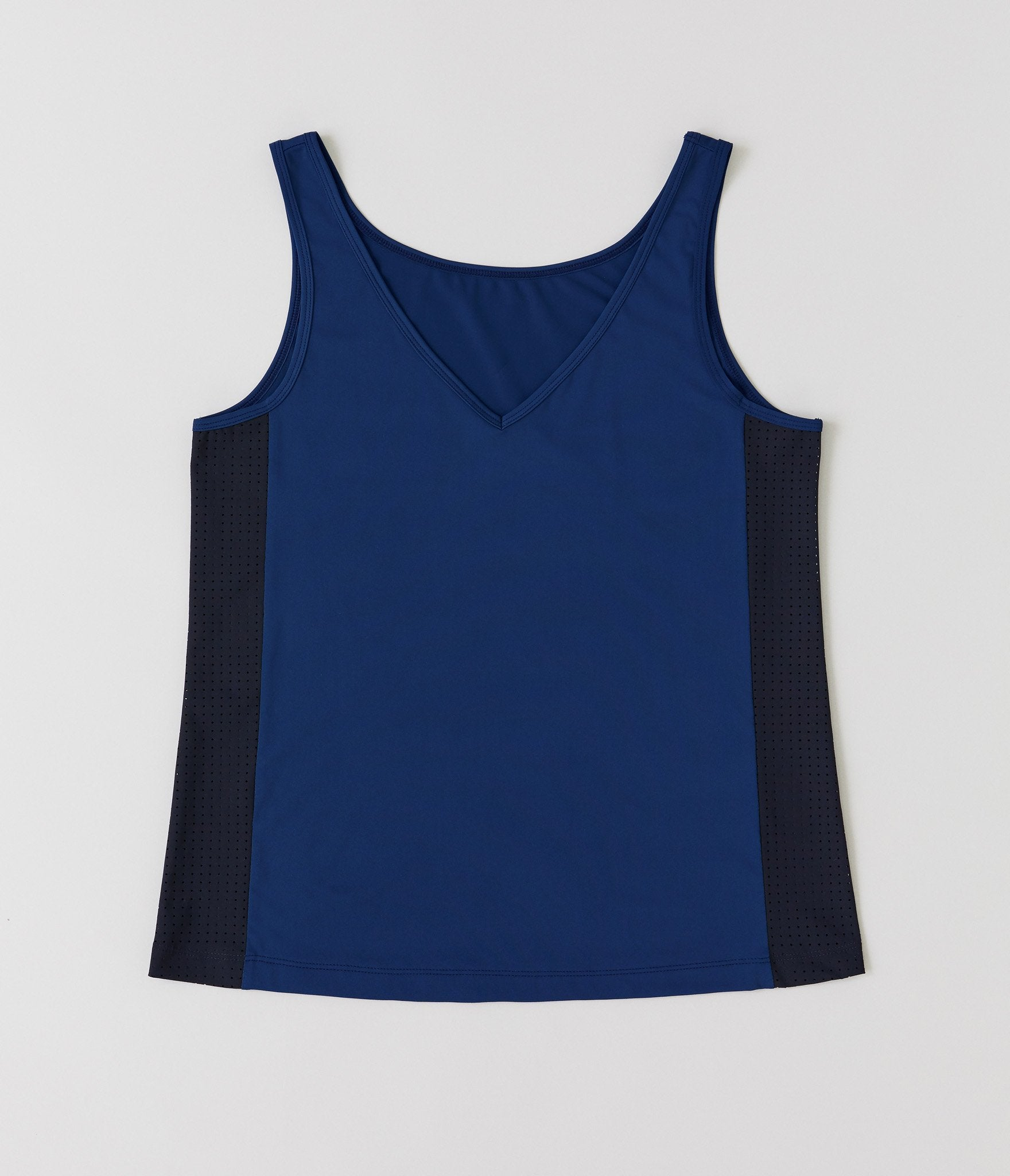 Singapore tank</br>Dark navy/Black