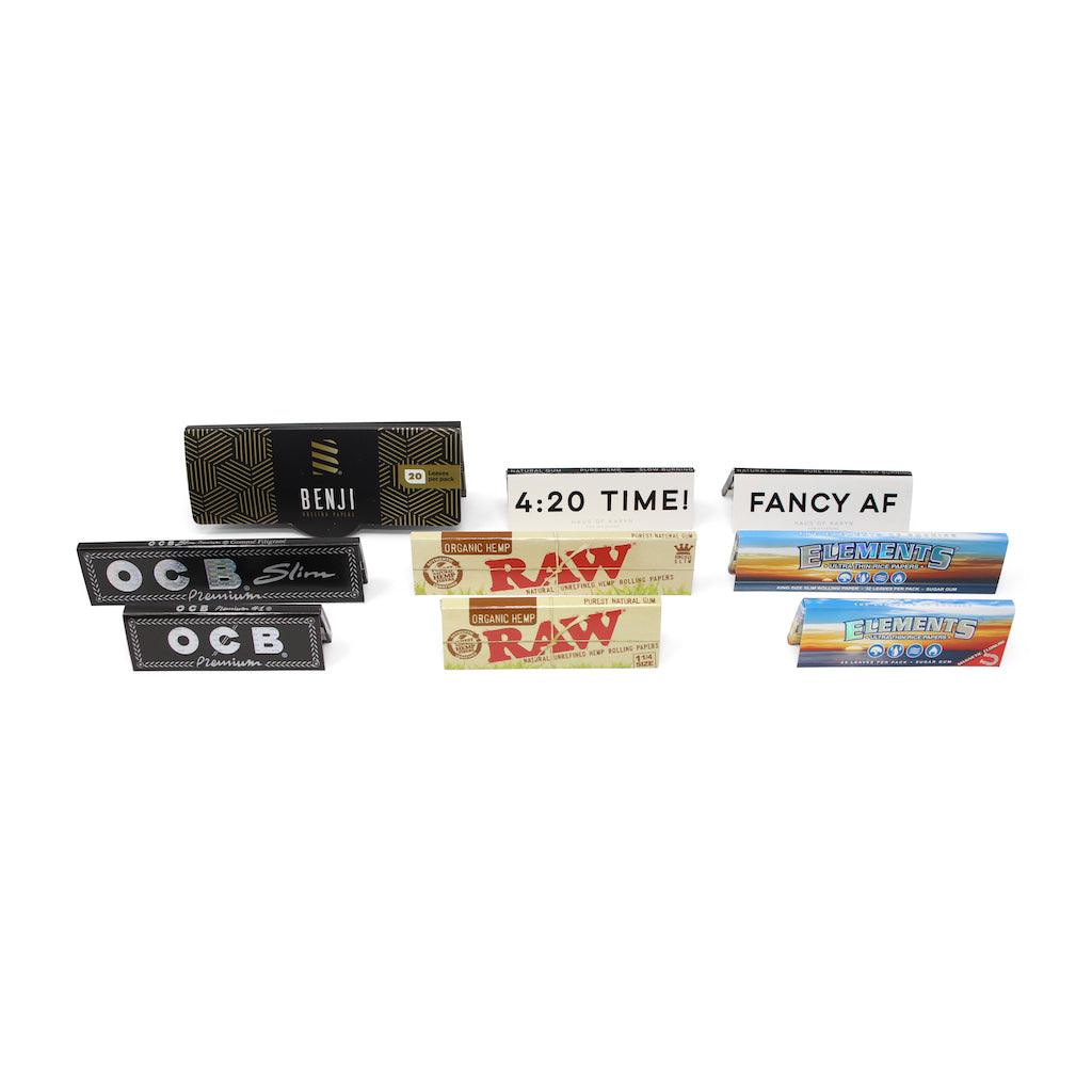 Ultimate Rolling Papers Bundle