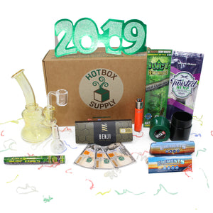 New Year's 2019 Hotbox