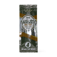 Twisted Hemp Wraps