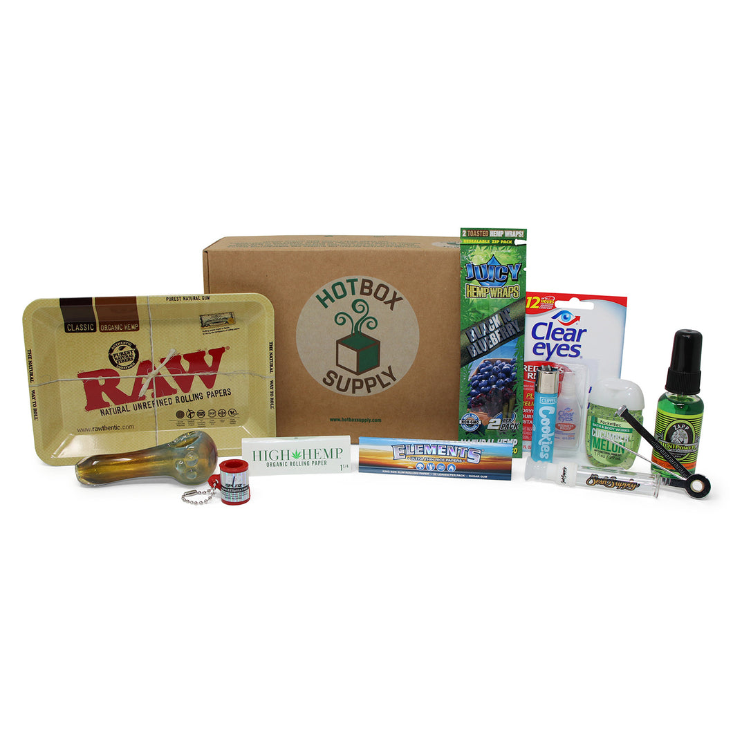 The Smokers Essentials Hotbox
