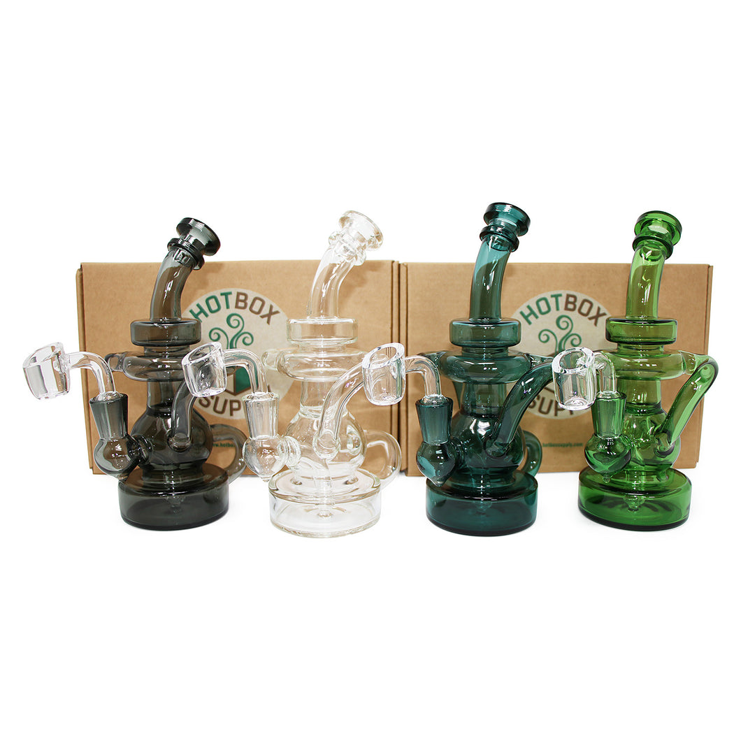 710 Dab Rig Recycler