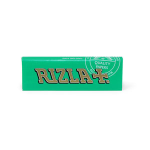 "Rizla 1 1/4"" Green Rolling Papers"