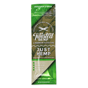 Twisted Hemp Designer Blends Premium Hemp Wraps