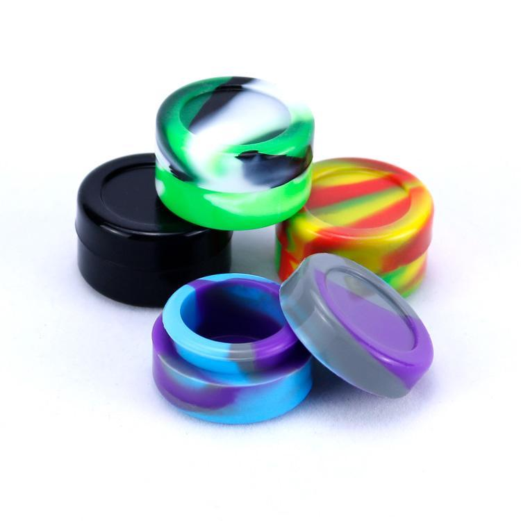 Silicone Wax Jars