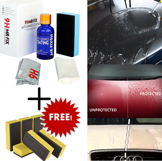 Ultimate Car Ceramic Coating (FREE GIFT TODAY!) *50% OFF*