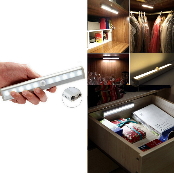 Improvy™ Motion Sensor Cabinet Light