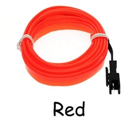 3 Meter Flexible Neon Light Wire