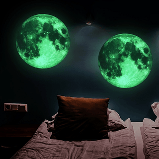 Universal™ Moon Wall Sticker (Promotion Bundle Today!) *BUY 2 GET 1 FREE*
