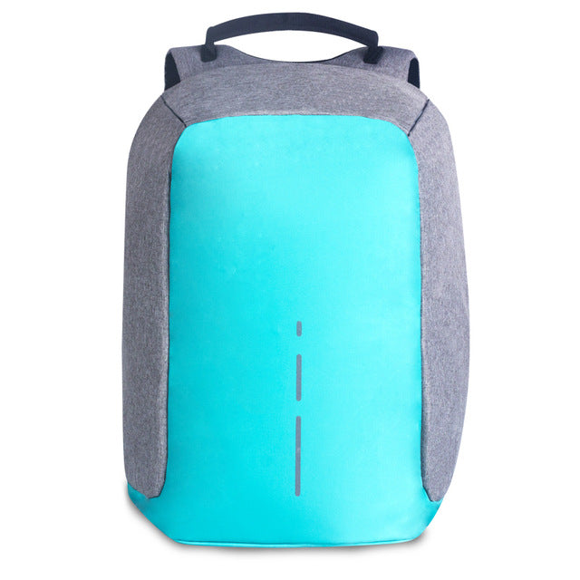 Men's Anti Theft Backpack Bag
