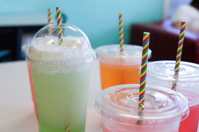 The Best Italian Soda for Your Coffee Shop this Memorial Day