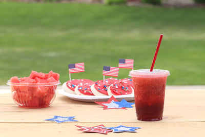 The Perfect Drink to Add to Your Coffee Shop This 4th of July
