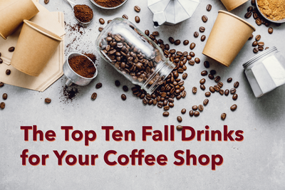 The Top Ten Fall Drinks for Your Coffee Shop