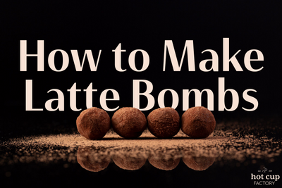How to Make Latte Bombs