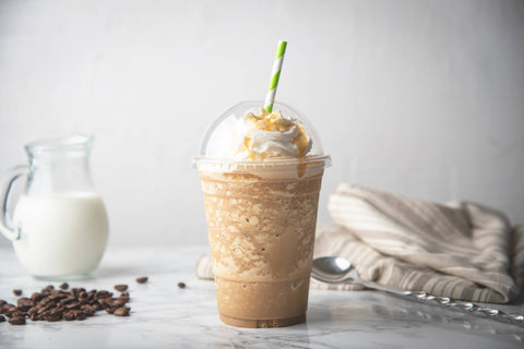 Frappe, The Top Ten Fall Drinks for Your Coffee Shop