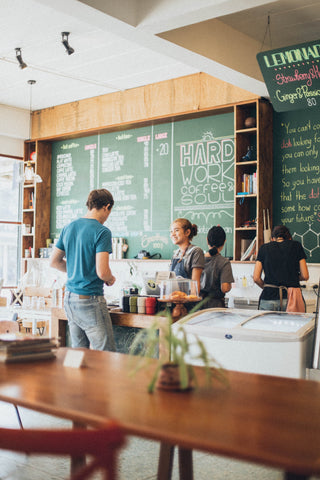 Cafe, How to Have the Best Customer Service in Your Coffee Shop