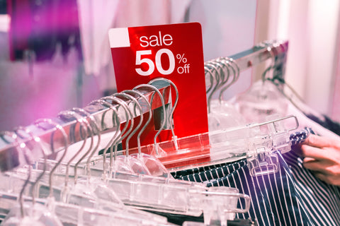 Clothes on Sale, 8 Ways to Keep Your Business Ahead of the Game
