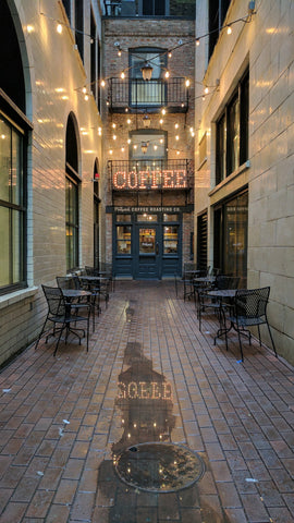 Location, How to Decorate Your Coffee Shop