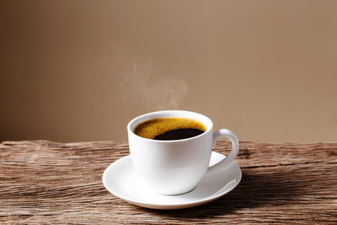 Black Coffee, 15 of the Most Common Coffee Drinks Explained
