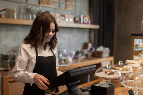 Barista, Why You Need Contactless Payment in Your Shop (and How to Use it)