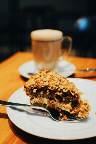 Coffee Cake, 7 of the Best Foods to Pair with Coffee