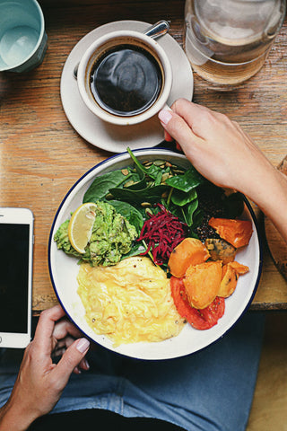 Eggs, 7 of the Best Foods to Pair with Coffee